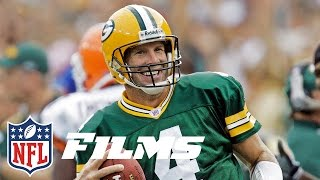 #8 Brett Favre | Top 10 QBs of All-Time | NFL Films by NFL Films