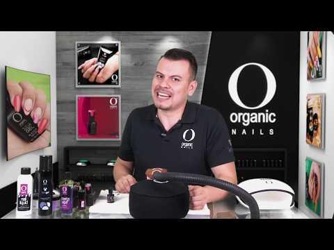 Gel nails - Sugar Pink Gel de Caleb Ortiz /Organic Nails