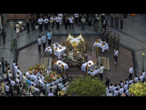 Ταϊλάνδη: Με τη συνδρομή της Ιnterpol η αναζήτηση των δραστών των επιθέσεων
