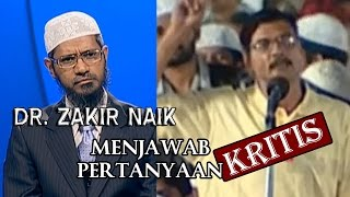 Video Dr. Zakir Naik Dikritik Seorang Bapak MP3, 3GP, MP4, WEBM, AVI, FLV Mei 2019