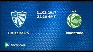 VEJA O JOGO ENTRE Cruzeiro-RS x Juventude AO VIVO EM HD