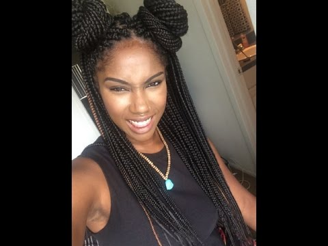 STYLING Senegalese Twists / Braids (15 OPTIONS)