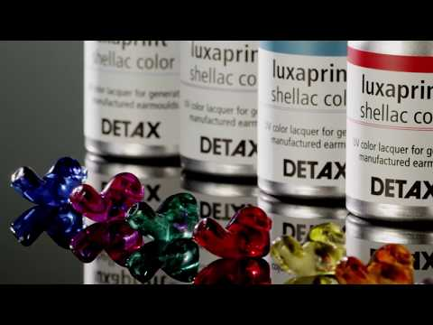 luxaprint® shellac color – UV curing one component lacquer - EN