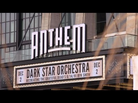 CBS This Morning - The unlikely story of Washington D.C.'s new music venue The Anthem