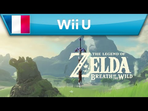 The Legend of Zelda : Breath of the Wild - trailer officield E3 2016