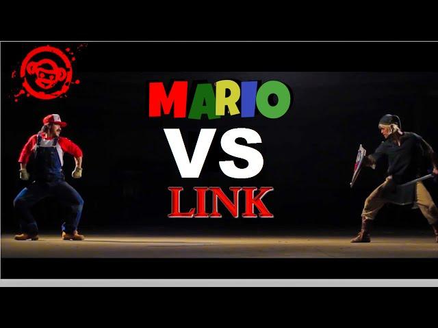 Super Mario phiên bản hành động
