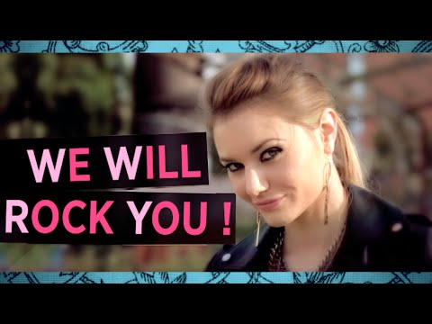 We Will Rock You !
