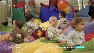 Video La motricité, un jeu d'enfant ! - La Maison des Maternelles - France 5 MP3, 3GP, MP4, WEBM, AVI, FLV Mei 2017