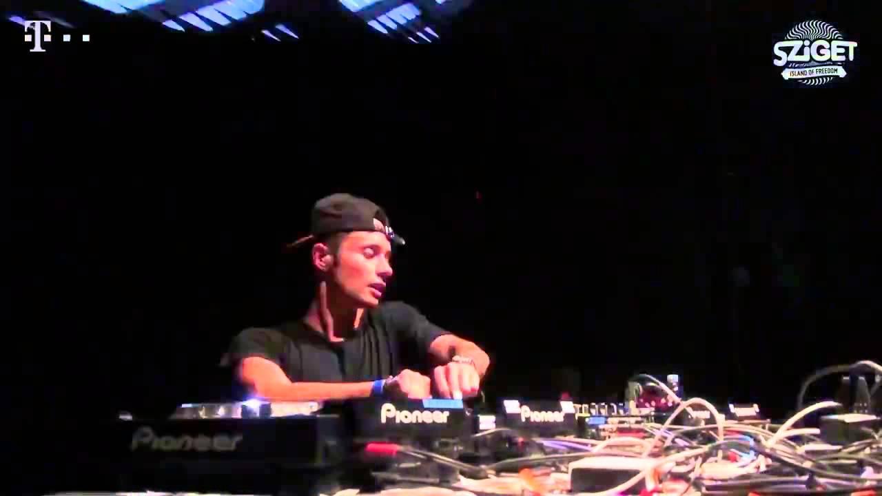 Bassjackers - Live  @ Sziget Festival 2015