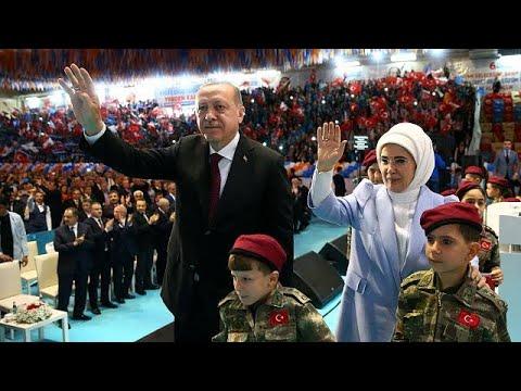 Σφοδρή επίθεση Ερντογάν στις χώρες της Δύσης