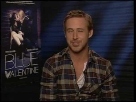"""Ryan Gosling Talks About """"Blue Valentine"""""""