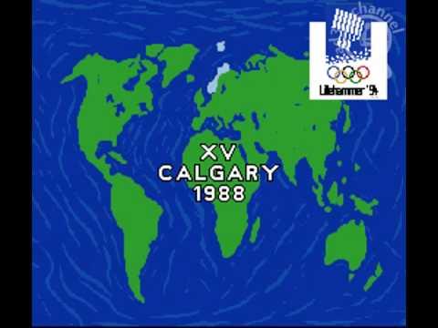 Winter Olympics : Lillehammer '94 Super Nintendo