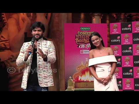 COMEDY NIGHTS BACHAO TAAZA- Nia sharma,Ssharad Mal