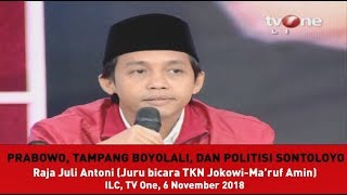 Video PRABOWO, TAMPANG BOYOLALI, DAN POLITISI SONTOLOYO MP3, 3GP, MP4, WEBM, AVI, FLV April 2019