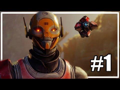 Новый дом [Destiny 2 #1]