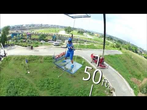 kiefer - Head & Shoulders challenges Kiefer Ravena to shoot hoops while raised almost 50 feet above ground. Can the basketball superstar keep his head cool or will he...