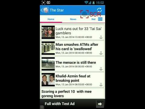 Video of Malaysia News
