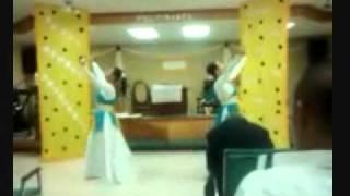 Abre Los Cielos Ingrid Rosario Danza