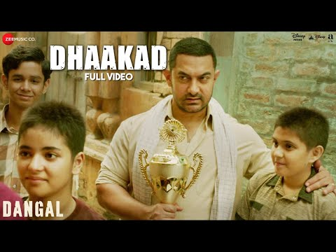 Dhaakad full video- Dangal (2016)