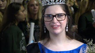 Teen Won't Let Her Sun Allergy Get in the Way of Homecoming Queen Duties