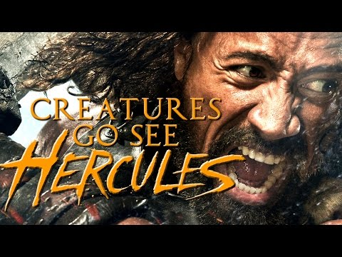 go - Subscribe to The Creatures: http://bit.ly/tchsub The Creatures go see Dwayne