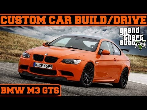 BMW M3 GTA - What's up guys and welcome to the return of GTA 5 Custom Cars. In this episode I customise the Sentenial/BMW M3 along with a special suprise. I hope you guys...