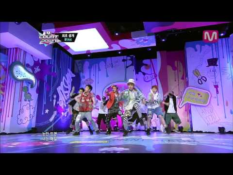 what's - 2013년 5월 9일 목요일 B1A4_이게 무슨 일이야 What's Going On by B1A4@Mcountdown 2013.5.9 Mnet Mcountdown airs every Thursday 6pm(KST) Enjoy live-streaming on http://www.mn...