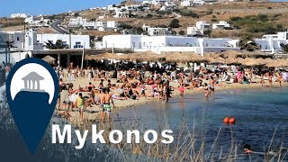 Mykonos | Ornos beach