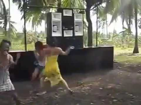 Funny Pinoy Guy Boxing