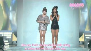 [KY1205][VIETSUB ] MC Cut&Dropping The Tears-Tiffany&Yuri