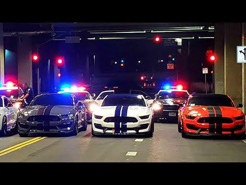Street Racing VS Police Compilation