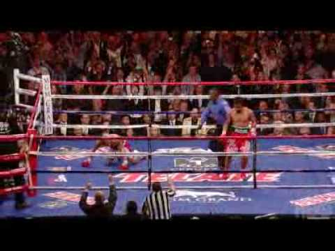 Pacquiao vs. Cotto HBO Highlights