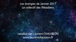 Message des Pléiadiens les énergies de janvier 2017