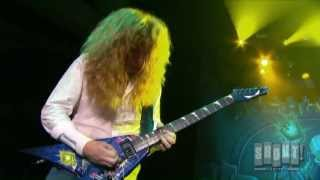 Megadeth - Hangar 18 (Live at the Hollywood Palladium 2010)