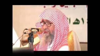 لعلامة الفوزان يبكي لذكر الإمام أحمد و شدة أهل البدع والأهواء عليه