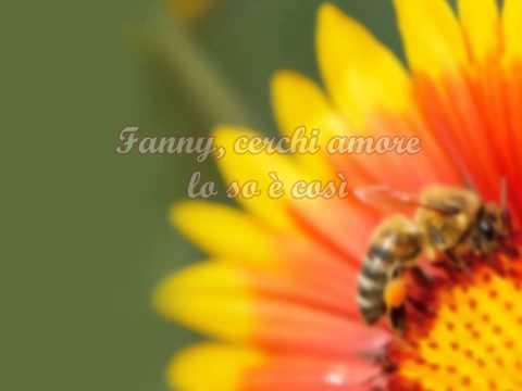 , title : 'Gianluca Grignani - Fanny - testo'
