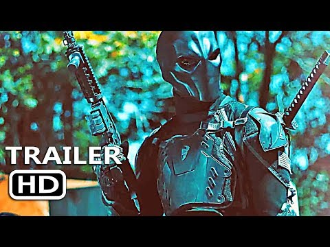 THE DRAGON UNLEASHED Official Trailer (2019) Action Movie