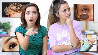 Guess the YouTuber Challenge! by Brooklyn and Bailey