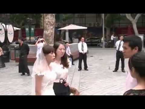 今年七夕上海最衝的新娘!女生自己也可以跟男人求婚!