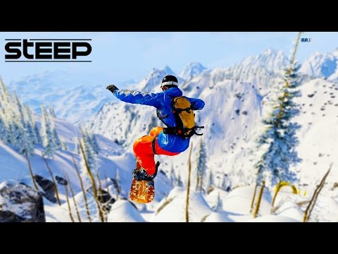 STEEP - Random & Awesome Moments #1