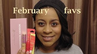 Obsession Confessions: My Favs for the Month of February 2017