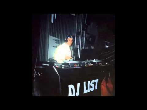 """DJ List """"Listopad"""""""