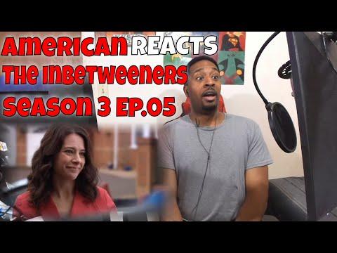 American REACTS - The Inbetweeners: Season 3 Ep.05   DaVinci REACTS