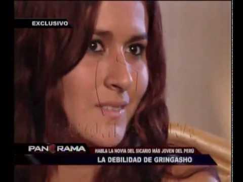 Jazmín Marquina pide que no la involucren con sicario 'Gringasho' y dejen de amezarla