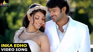 Inka Eedo Video Song - Darling (Prabhas, Kajal) 1080p