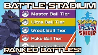 RANKED COMPETITIVE BATTLES! NEW ABILITIES & ITEMS! Pokemon Sword and Pokemon Shield! ⚔️🛡️ by PokeaimMD