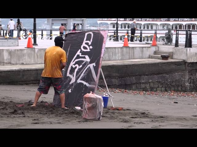 In Just A Few Seconds, What This Painter Does Is Going To Blow Your Mind. – Trending Story
