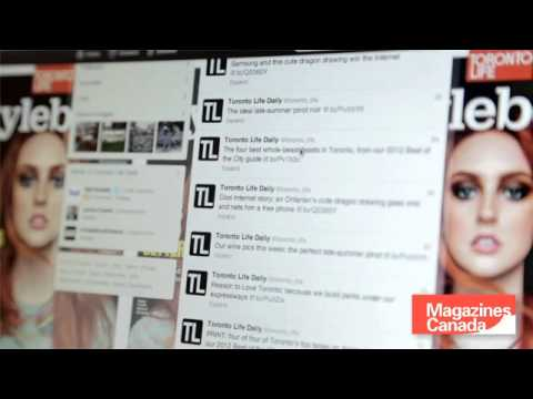 Magazines Use Social Media To Engage In New Ways