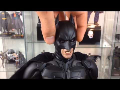 1/4 Hot Toys Batman The Dark Knight Rises Review Sideshow Exclusive