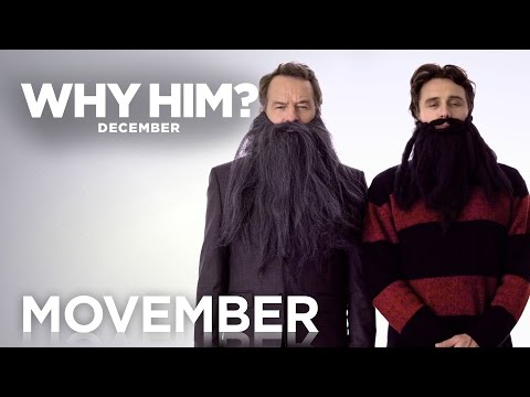 Why Him? (TV Spot 'Movember')